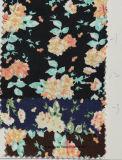 Relations étroites estampées florales de tissu de coton de bonne qualité