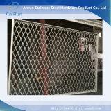 Facciate del metallo della rete metallica per Buidling