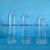 De Fles van Glas zes voor Room en Lotion