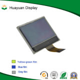 ドットマトリックスの図形コグLCM 128X64 FSTN LCDの表示