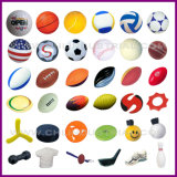 China Supplier Sports Toy PU Stress Ball para promoção