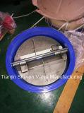 Тип задерживающий клапан вафли чугуна