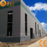Geprefabriceerde SGS van hangaar-Ce ISO BV van de Structuur van het Staal (ss-374)