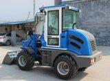 Intelligente Rad-Ladevorrichtungs-Minitraktor für Bauernhof und Garten Zl08