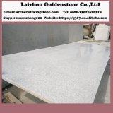 Mattonelle di marmo bianche di cristallo del marmo bianco della scintilla