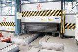 O desperdício de Tianyi recicl a máquina oca do painel de parede da extrusão do núcleo