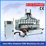 Ele-2513 3D Multi Head CNC Router