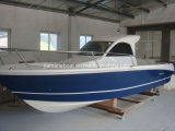 26FT halbe Kabine Walkaround Fischerboot