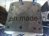 Il rivestimento dei freni di HOWO A7 con l'amianto libera