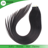 Fita no cabelo humano de Remy da alta qualidade das extensões do cabelo