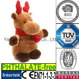 Stuk speelgoed van de Pluche van de Amerikaanse elanden van de Herten van de Gift van Kerstmis van Ce het Zachte Gevulde