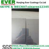 Peintures électrostatiques d'enduit de poudre de finition de miroir de chrome d'argent de jet