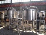 1000L cerveza Equipo de la cervecería