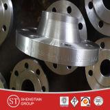 De norme ANSI du carbone d'acier de bride bride de Wn de bride ainsi
