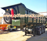 Горячий киец Selling 2/3 трейлеров Self Dump Semi axles