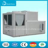 Condicionador de ar industrial do telhado da ATAC da bomba de calor de R407c