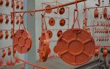 Bordes comunes traslapados para la instalación de tuberías