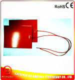 220V 300W 280*180*1.5mm Silicone Rubber Heater