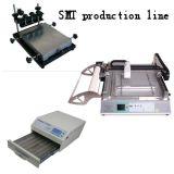 PCB Printing 700X500mm를 위한 땜납 Paste Printer
