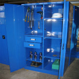 Tool d'acciaio Cabinet con Drawer