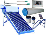 Pressure basso Solar Hot Water Heater/Non-Pressurized Unpressure Solar Collector Geyser System Water Heater con Feeding Tank