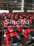 bewegliche Motor-Vakuumgrundieren-Feuer-Wasser-Pumpe des Benzin-9HP