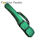Del color verde pesca Rod de 600d y bolsos del porta-cintas