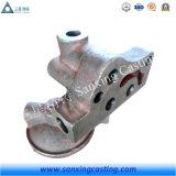 Soem-Metallsand-Gussteil, Stahlgußteil mit der CNC maschinellen Bearbeitung