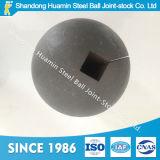 Fabrik-Großverkauf-Durchmesser 20-150mm schmiedete reibende Stahlkugel für Kugel-Tausendstel