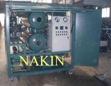 Zyd-200, máquina da filtragem do petróleo do transformador do vácuo do Dobro-Estágio de 12000 L/H