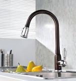 La couleur de corps rond retirent le robinet de cuisine (WT1051ORB-KF)