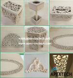 деревянная машина скульптуры CNC 4axis для мебели делая машину