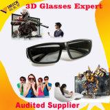 2016新式のPlastic Passive Circular Polarized 3D Film Glasses