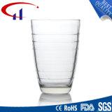tasse de bière blanche superbe du verre à chaux sodée 350ml (CHM8001)