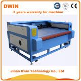 Автоматическая подавая ткань СО2 90W деревянное цена автомата для резки лазера