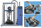 プロフィールおよびパネルのためのフィルムのラミネーション機械を包む木工業機械Purのプロフィール