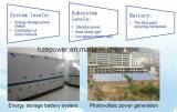 2mwh de intelligente Krachtcentrale van de Opslag van de Energie van de Batterij LiFePO4