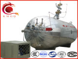 석탄에 의하여 발사되는 힘 플랜트를 위한 저압 이산화탄소 소화기