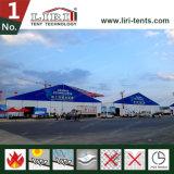 шатер случая банкета людей ширины 1000 50m для доставки с обслуживанием