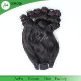 Nieuwe Natuurlijke Kleur 100% van het Haar van Fumi van de Manier Maagdelijke Menselijk Haar