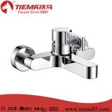 ハンドルの経済的な真鍮の浴槽の蛇口を選抜しなさい