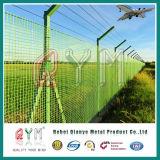 高品質Yのポストは空港の保安の塀によって溶接された金網の機密保護空港塀を溶接した