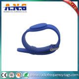 Резина 125kHz RFID типа вахты включила Wristbands для плавательного бассеина