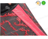 Красное ретро iPad таблетки неопрена ткани жаккарда разжигает мешок компьтер-книжки
