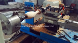Maquinaria de madeira do torno da cópia do CNC