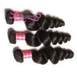 Волна 100% оптовых волос Remy девственницы качества индийских глубокая