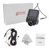 X360 камера 1080P черточки автомобиля DVR черный ящик видеозаписывающего устройства Dashcam угла взгляда 360 градусов с WiFi