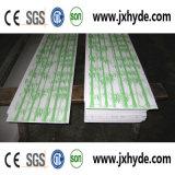 panneau imperméable à l'eau de matériau de PVC de bâtiment de panneau de mur d'épaisseur de 6mm