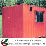 Shipping Container da China para os EUA