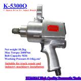 La reparación industrial de la llave de esfuerzo de torsión de las herramientas de aire de la llave de impacto del aire filetea las herramientas K-5300 de la asamblea
